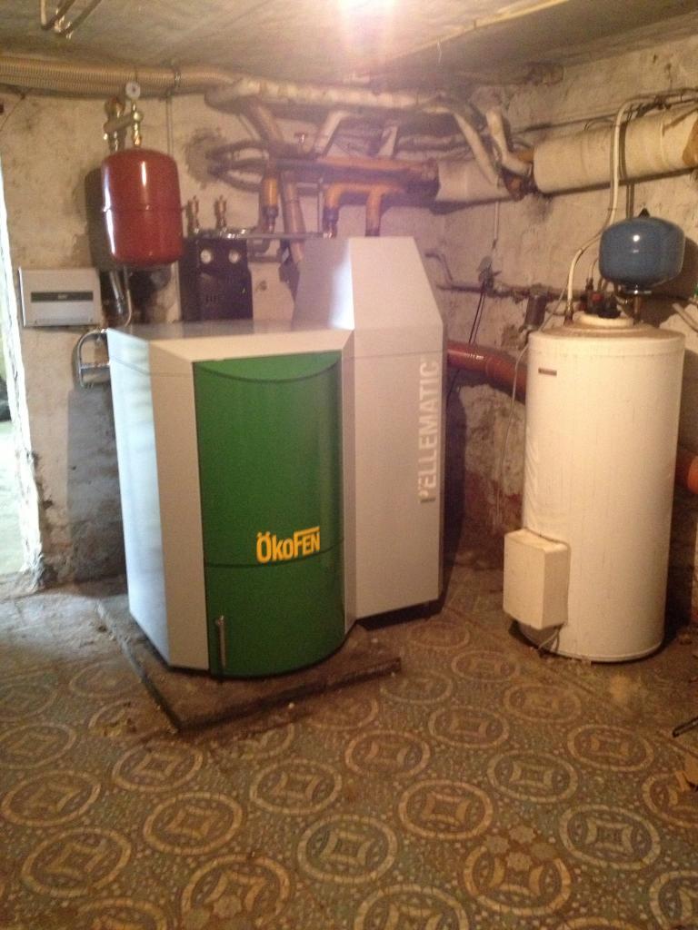 delmelle energies okofen PES et boiler